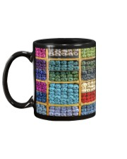 Crochet And Knitting Store Mug back