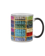 Crochet And Knitting Store Color Changing Mug thumbnail