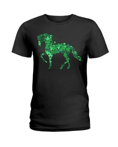 Horse Girl - Four Leaf Clovers