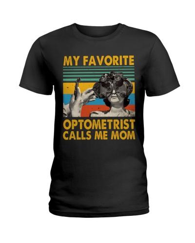 My Favorite Optometrist Calls Me Mom