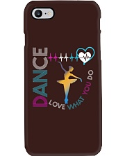 Ballet Dance Love What You Do Phone Case thumbnail
