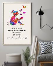 Teacher Can Change The World 11x17 Poster lifestyle-poster-1