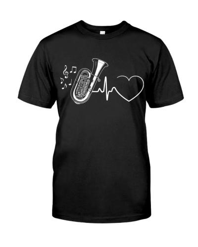 Tubaist Tuba beat and heart