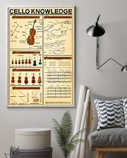 Cello Knowledge 11x17 Poster lifestyle-poster-1