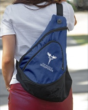 Limited Edition - Selling Out Fast Sling Pack garment-embroidery-slingpack-lifestyle-01