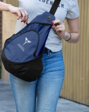 Limited Edition - Selling Out Fast Sling Pack garment-embroidery-slingpack-lifestyle-02
