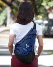 Limited Edition - Selling Out Fast Sling Pack garment-embroidery-slingpack-lifestyle-04