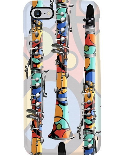 Colorful Clarinets