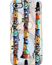 Colorful Clarinets Phone Case i-phone-7-case
