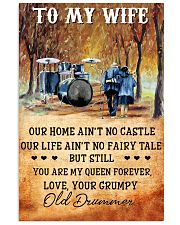 Drummer To My Wife - You Are My Queen Forever 11x17 Poster front