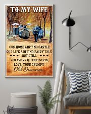 Drummer To My Wife - You Are My Queen Forever 11x17 Poster lifestyle-poster-1