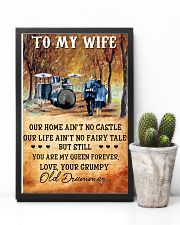 Drummer To My Wife - You Are My Queen Forever 11x17 Poster lifestyle-poster-8