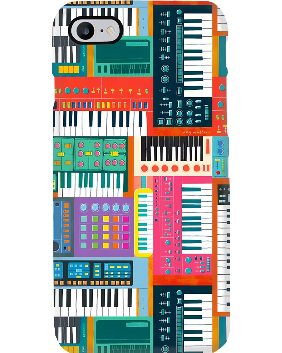 Art Color Synthesizers  Phone Case
