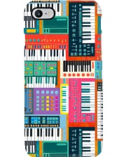 Art Color Synthesizers  Phone Case i-phone-7-case