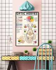 Optometrist Optic Nerves 11x17 Poster lifestyle-poster-6