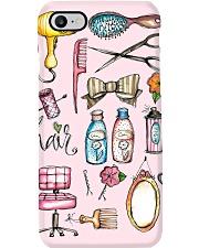 Hairdresser Colorful Vintage Tools Phone Case i-phone-7-case