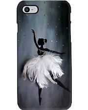 Ballet Feathers Dress Ballerina Gift Phone Case i-phone-7-case