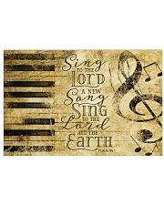 Pianist Sing To The Lord A New Song Poster 17x11 Poster front