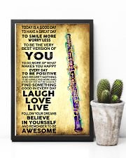 Oboe - Today is a good day 11x17 Poster lifestyle-poster-8