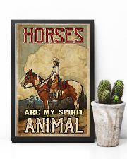 Horse Girl - Horses Are My Spirit Animal 11x17 Poster lifestyle-poster-8