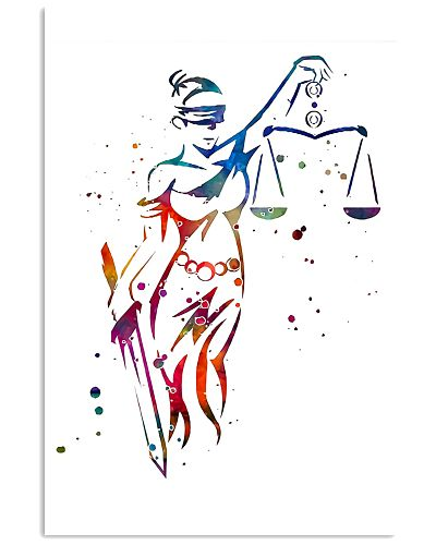 Themis Lady Justice Paralegal