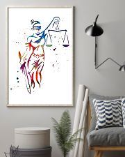 Themis Lady Justice Paralegal  11x17 Poster lifestyle-poster-1