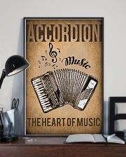 Accordion The Heart Of Music 11x17 Poster lifestyle-poster-2