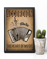 Accordion The Heart Of Music 11x17 Poster lifestyle-poster-8
