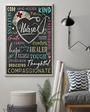 Nurse Adjective Poster 11x17 Poster lifestyle-poster-1