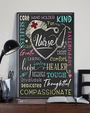 Nurse Adjective Poster 11x17 Poster lifestyle-poster-2