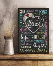 Nurse Adjective Poster 11x17 Poster lifestyle-poster-3