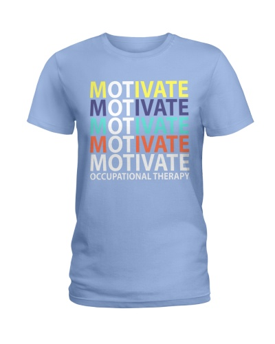 Occupational Therapy Motivate Colors