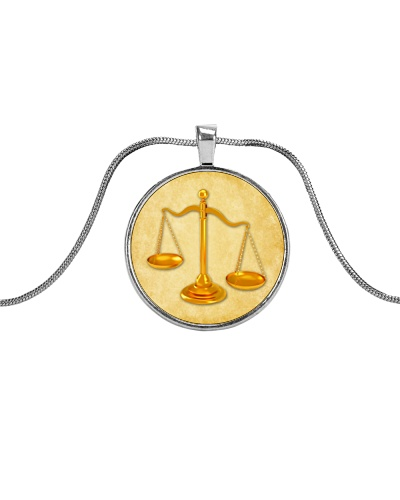 Paralegal Scales Of Justice