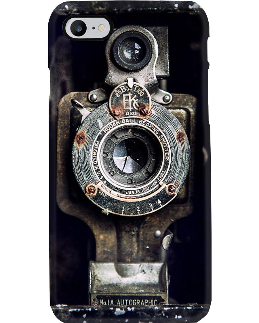 Photographer Vintage Camera Phone Case