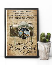 Photographer A Wonderful World  11x17 Poster lifestyle-poster-8