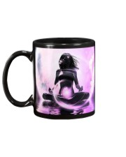 Yoga Stylization Mug back