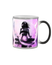 Yoga Stylization Color Changing Mug thumbnail