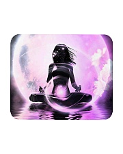 Yoga Stylization Mousepad tile