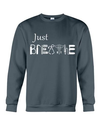 Respiratory Therapist Just breathe