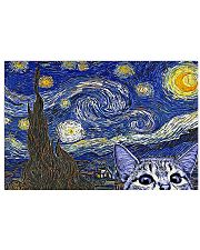 Veterinary Cat 17x11 Poster front