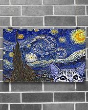 Veterinary Cat 17x11 Poster poster-landscape-17x11-lifestyle-18
