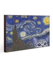 Veterinary Cat 30x20 Gallery Wrapped Canvas Prints thumbnail
