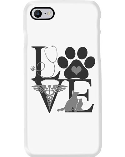 Veterinarian Love Phone case