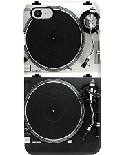 DJ turntable Phone Case i-phone-7-case