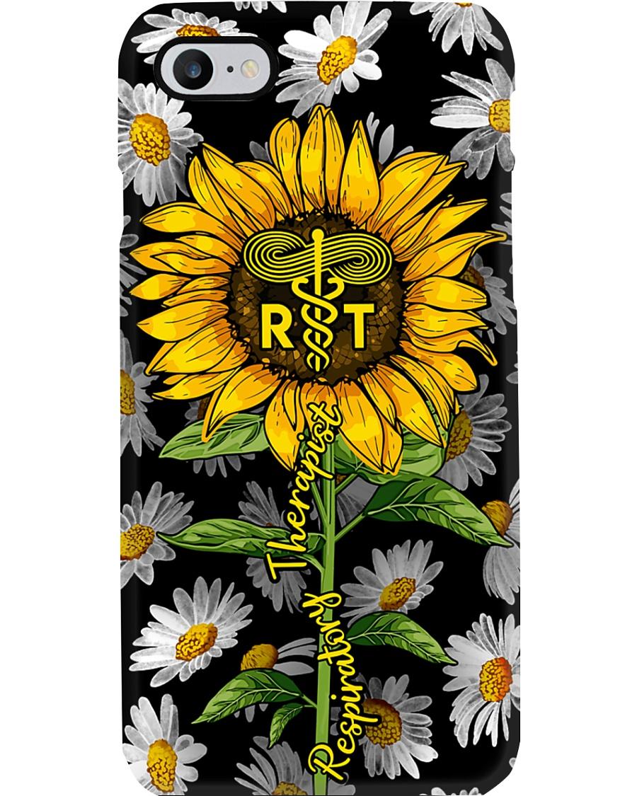 Respiratory Therapist Daisy Sunflower Phone Case