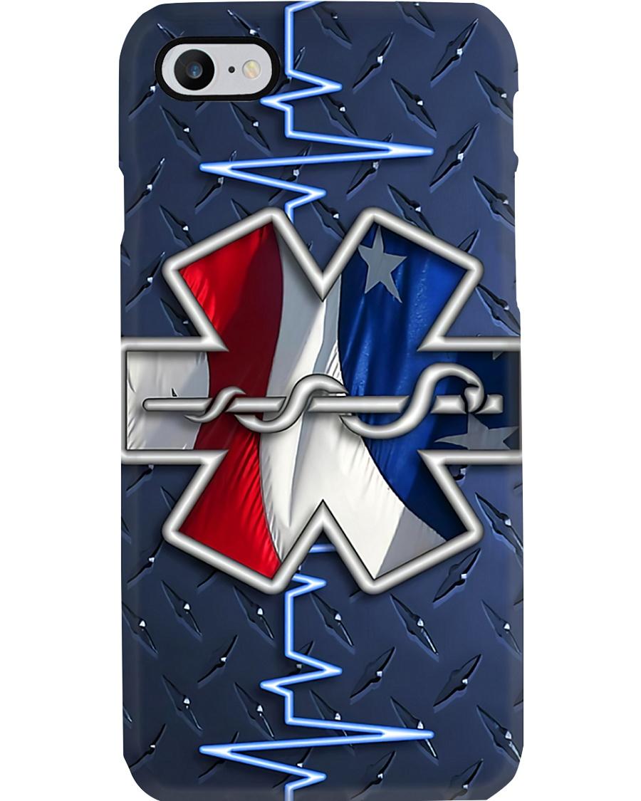 Paramedic EMT Heartbeat Phone Case
