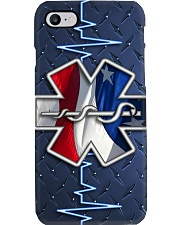 Paramedic EMT Heartbeat Phone Case i-phone-7-case