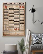 Nurse Arrhythmia Recognition Poster  11x17 Poster lifestyle-poster-1