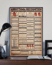 Nurse Arrhythmia Recognition Poster  11x17 Poster lifestyle-poster-2