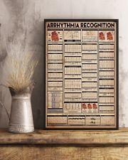 Nurse Arrhythmia Recognition Poster  11x17 Poster lifestyle-poster-3